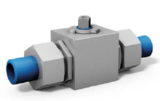 二通焊接接頭式高壓球閥